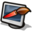 48x48px size png icon of display