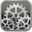 48x48px size png icon of settings alt glow