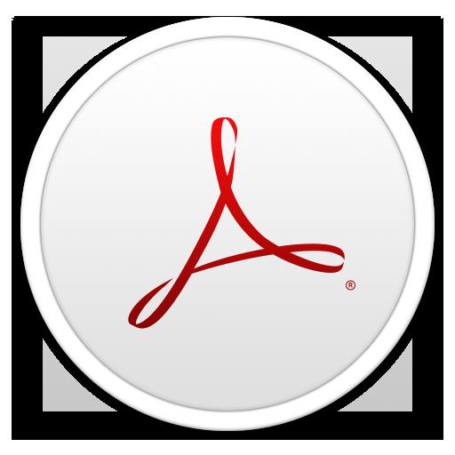 512x512px size png icon of Adobe Acrobat XI