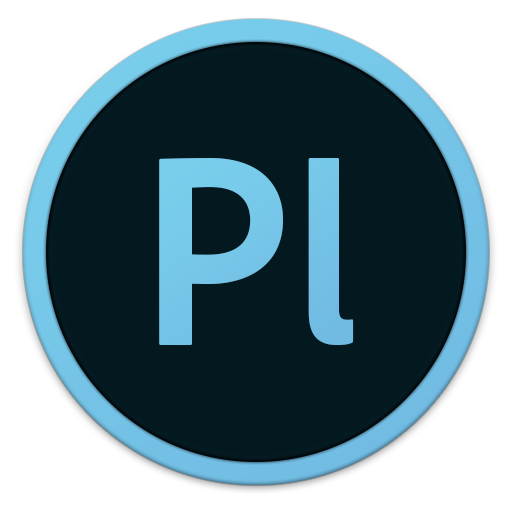 512x512px size png icon of Adobe Pl