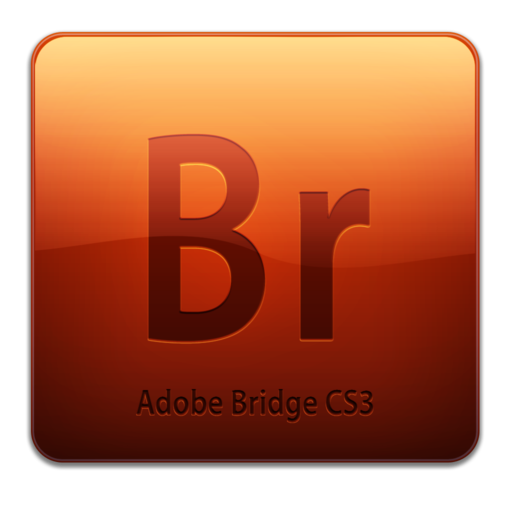512x512px size png icon of Br CS3 Icon (clean)