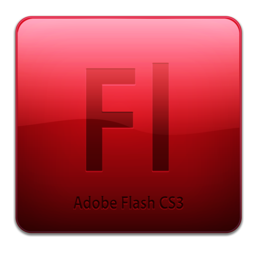 512x512px size png icon of Fl CS3 Icon (clean)