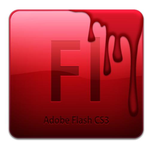 512x512px size png icon of Fl CS3