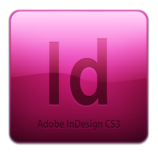 512x512px size png icon of In CS3 Icon (clean)