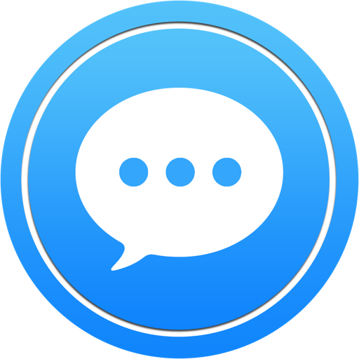 512x512px size png icon of Message