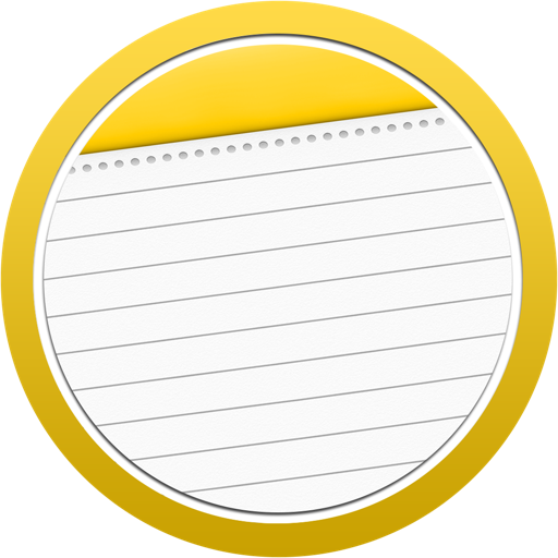 512x512px size png icon of Note