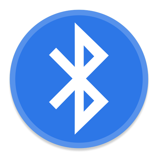 512x512px size png icon of BlueTooth