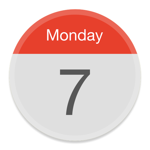512x512px size png icon of Calender