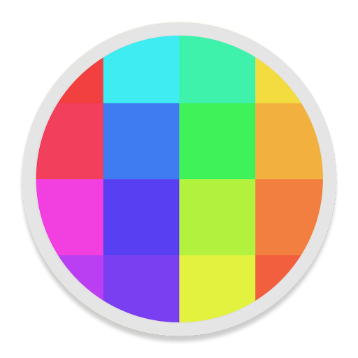 512x512px size png icon of ColourSync