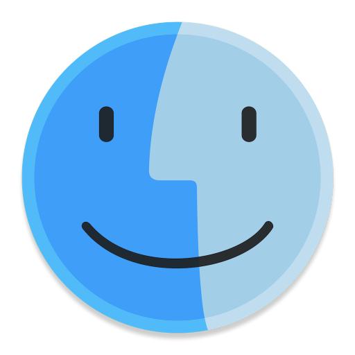 512x512px size png icon of Finder 1