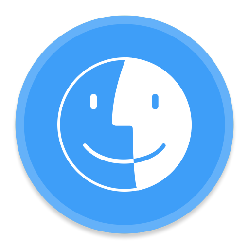 512x512px size png icon of Finder 2