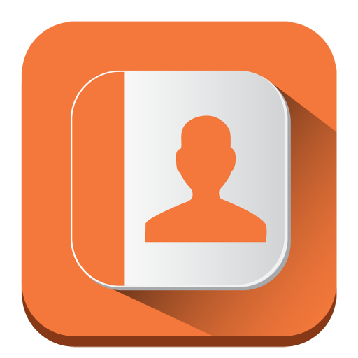 512x512px size png icon of Contacts