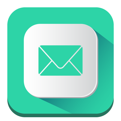 512x512px size png icon of Mail