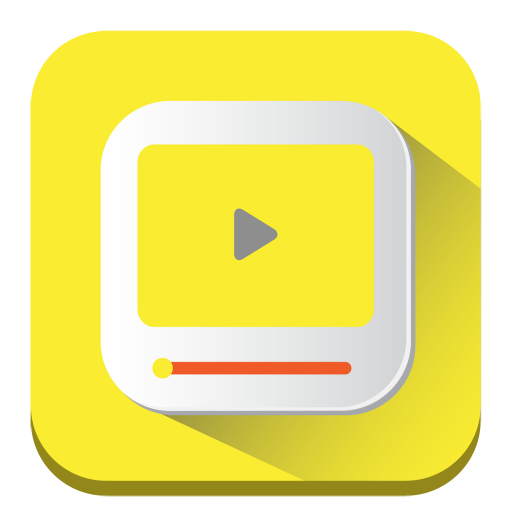 512x512px size png icon of Media Player