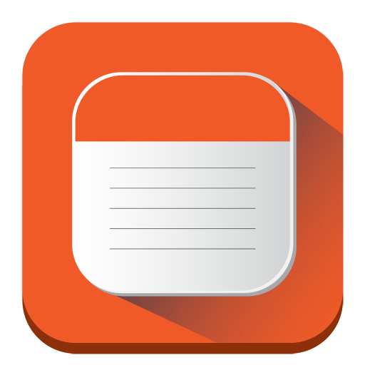 512x512px size png icon of Notes