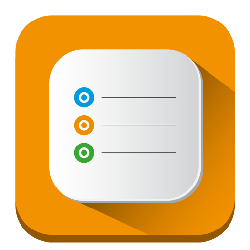 512x512px size png icon of Reminder