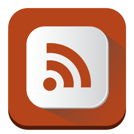512x512px size png icon of Rss