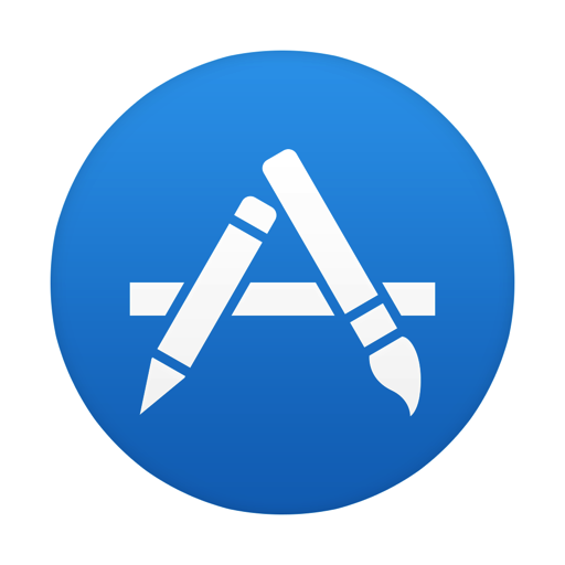 512x512px size png icon of App Store