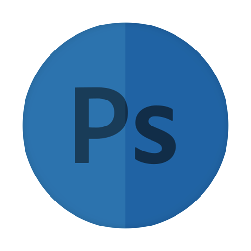 512x512px size png icon of Photoshop