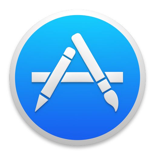 512x512px size png icon of appstore