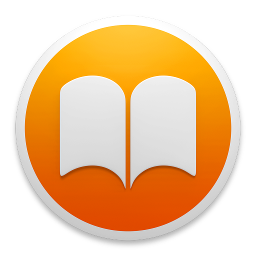 512x512px size png icon of ibooks
