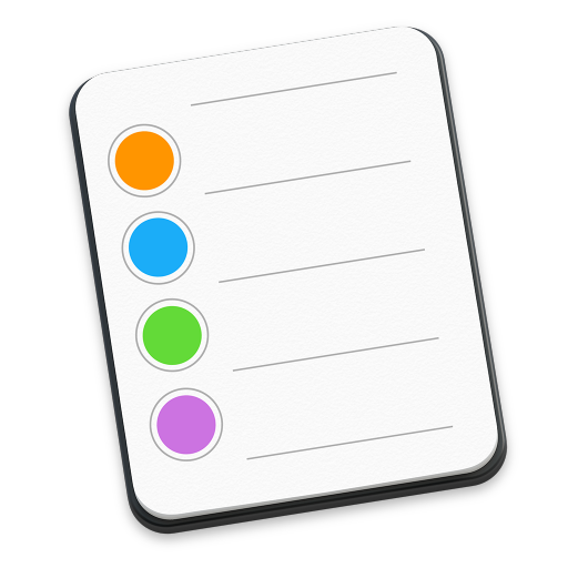 512x512px size png icon of reminders