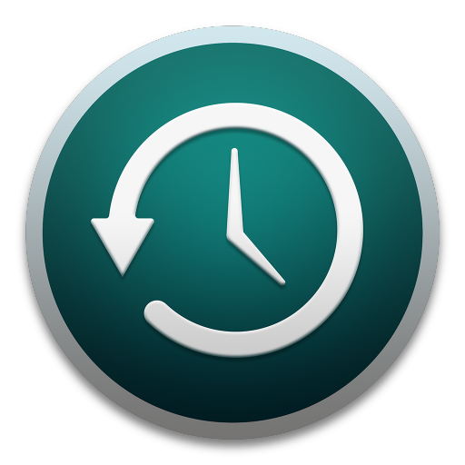 512x512px size png icon of timemachine