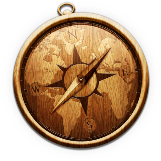 512x512px size png icon of Wooden Safari