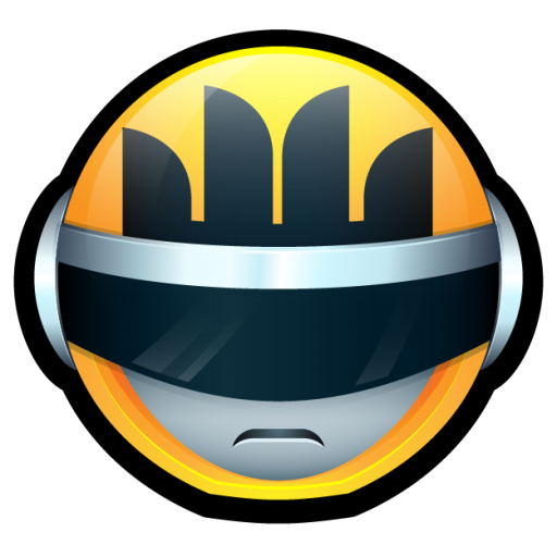 512x512px size png icon of Bioman Avatar 4 Yellow