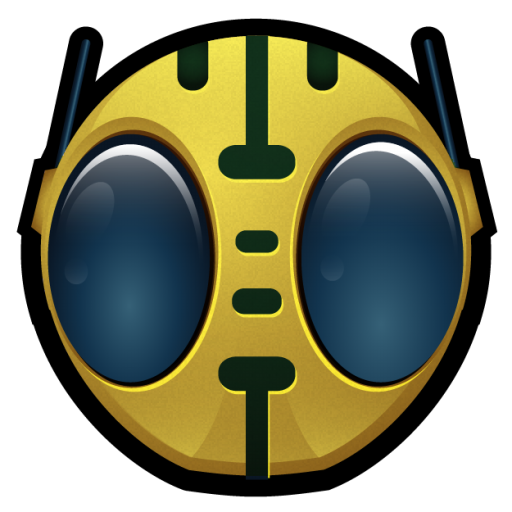 512x512px size png icon of Bioman Avatar 6 Peebo