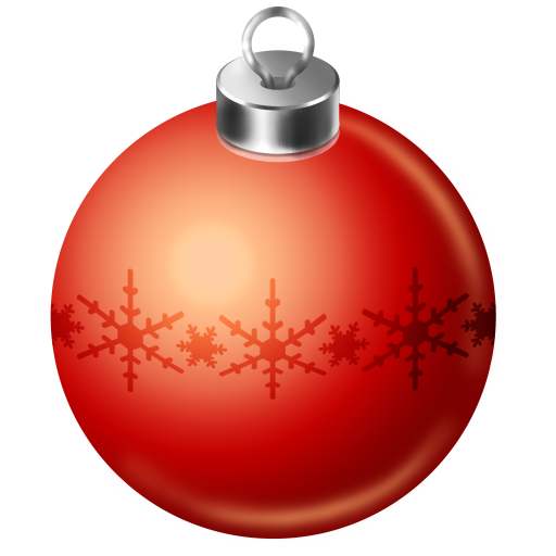 512x512px size png icon of christmas ball