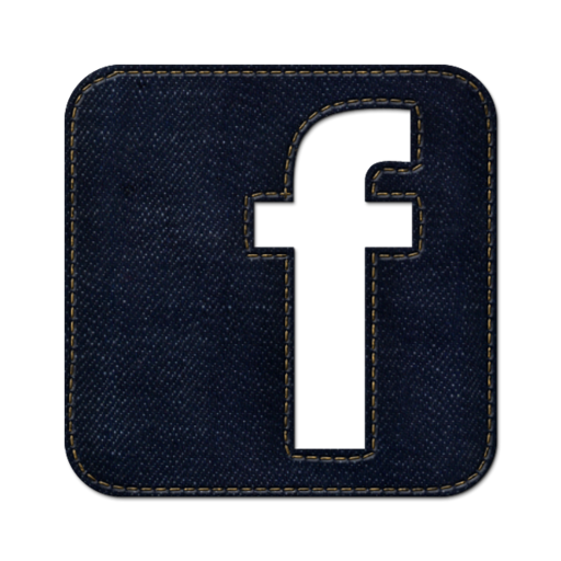 512x512px size png icon of Facebook square