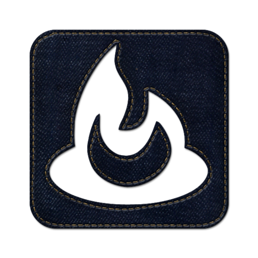 512x512px size png icon of Feedburner square