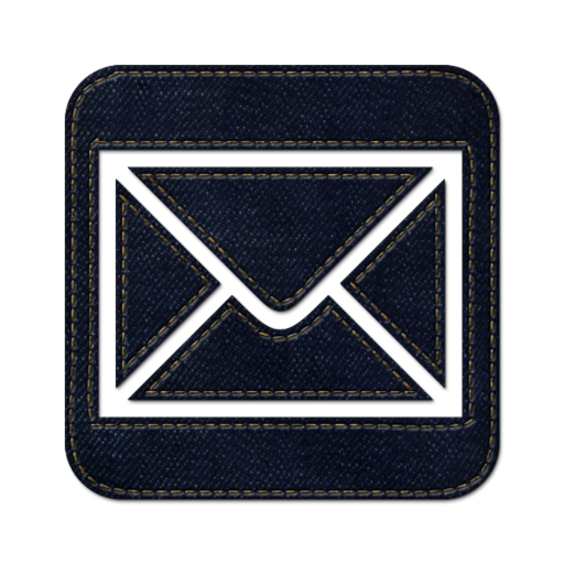 512x512px size png icon of Mail square