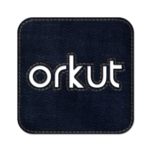 512x512px size png icon of Orkut square