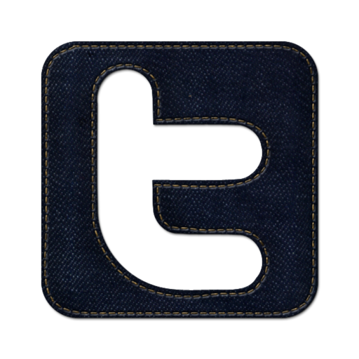 512x512px size png icon of Twitter square