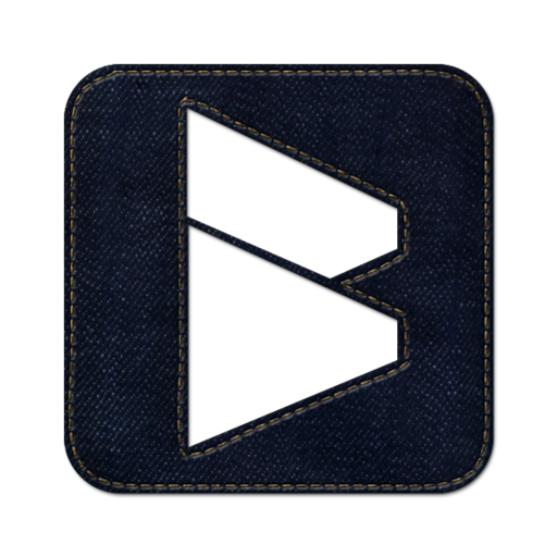 512x512px size png icon of blogmarks square