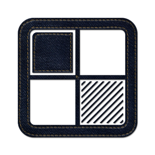 512x512px size png icon of delicious square