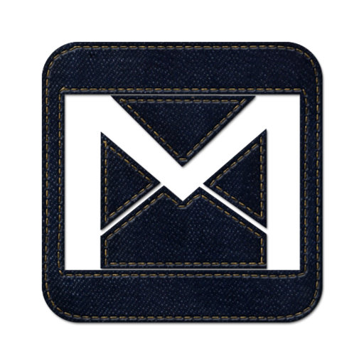 512x512px size png icon of gmail square 2