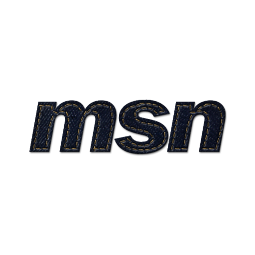 512x512px size png icon of msn