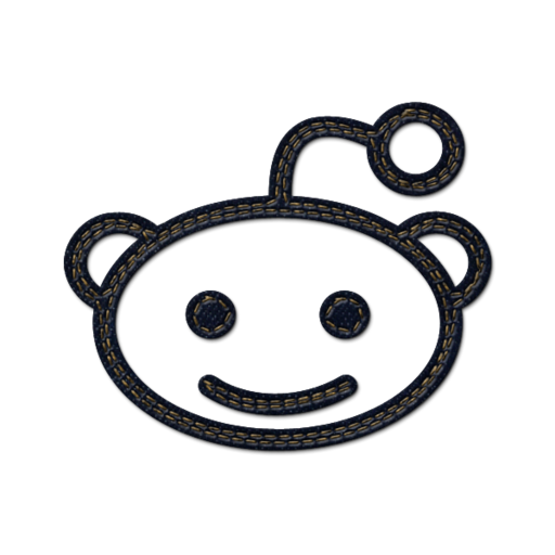 512x512px size png icon of reddit
