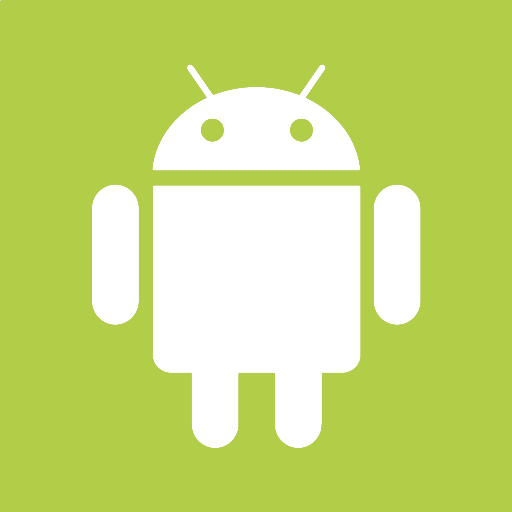 512x512px size png icon of android