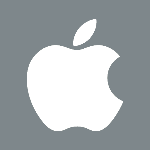 512x512px size png icon of apple