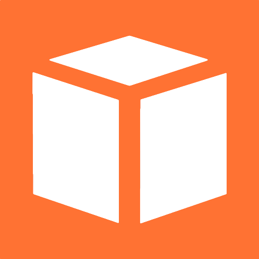 512x512px size png icon of aws