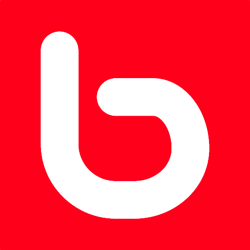 512x512px size png icon of bebo