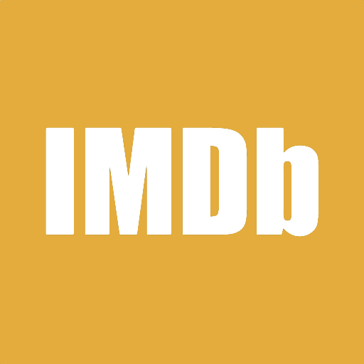512x512px size png icon of imdb