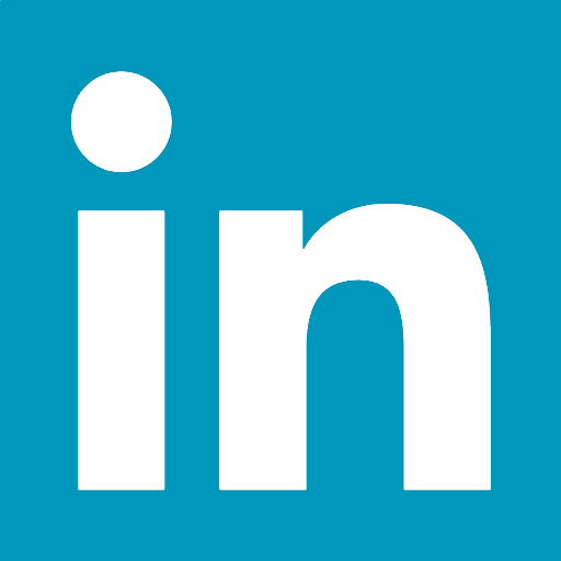 512x512px size png icon of linkedin