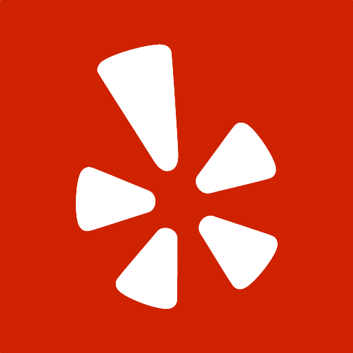 512x512px size png icon of yelp