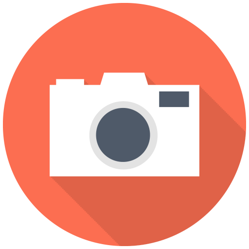 512x512px size png icon of Dslr Camera
