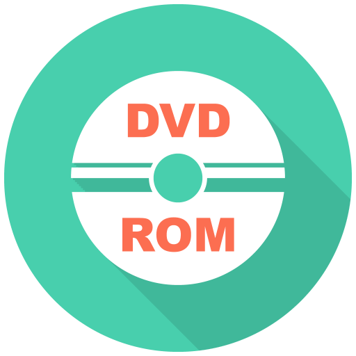 512x512px size png icon of Dvd